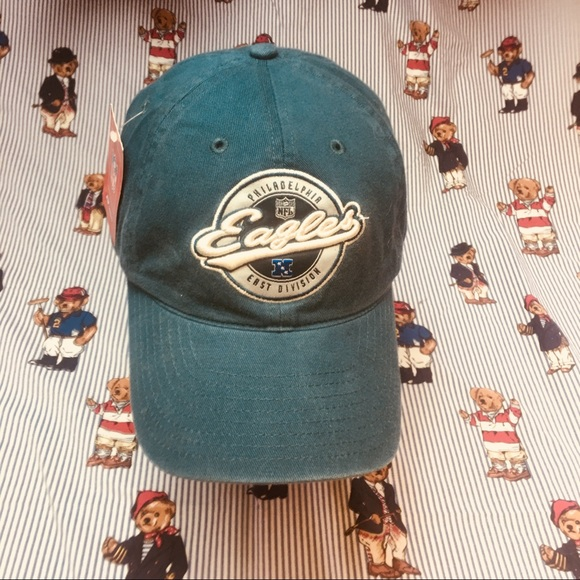 7b9a39ce2 NWT Vintage Reebok Philadelphia Eagles Dad Hat
